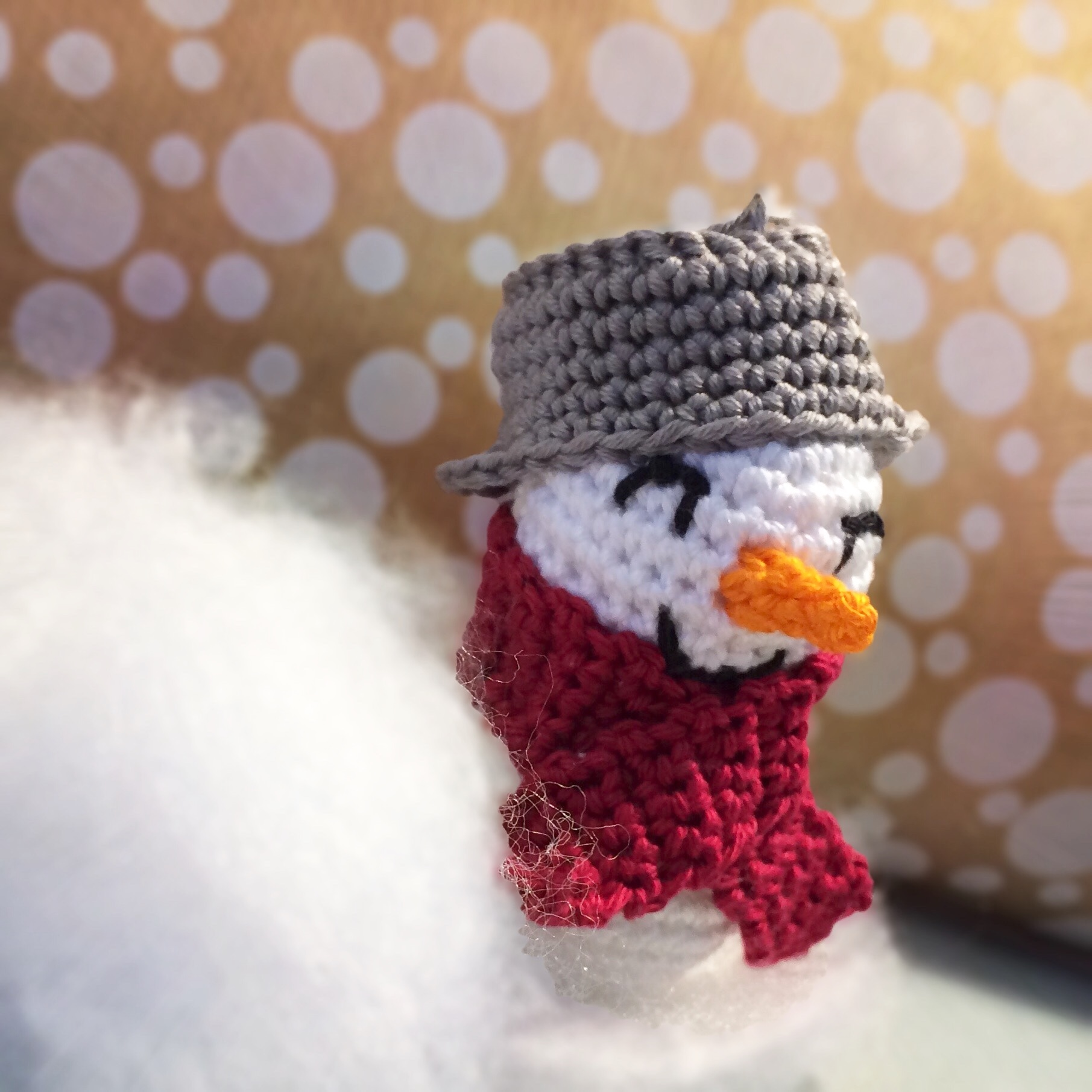 Cuddle Me Snowman amigurumi pattern - Amigurumi Today | 1811x1811
