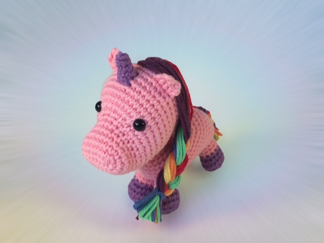 Unicorn Pattern Crochet - Page 5 - All About Crochet Ideas And Tool | 480x640