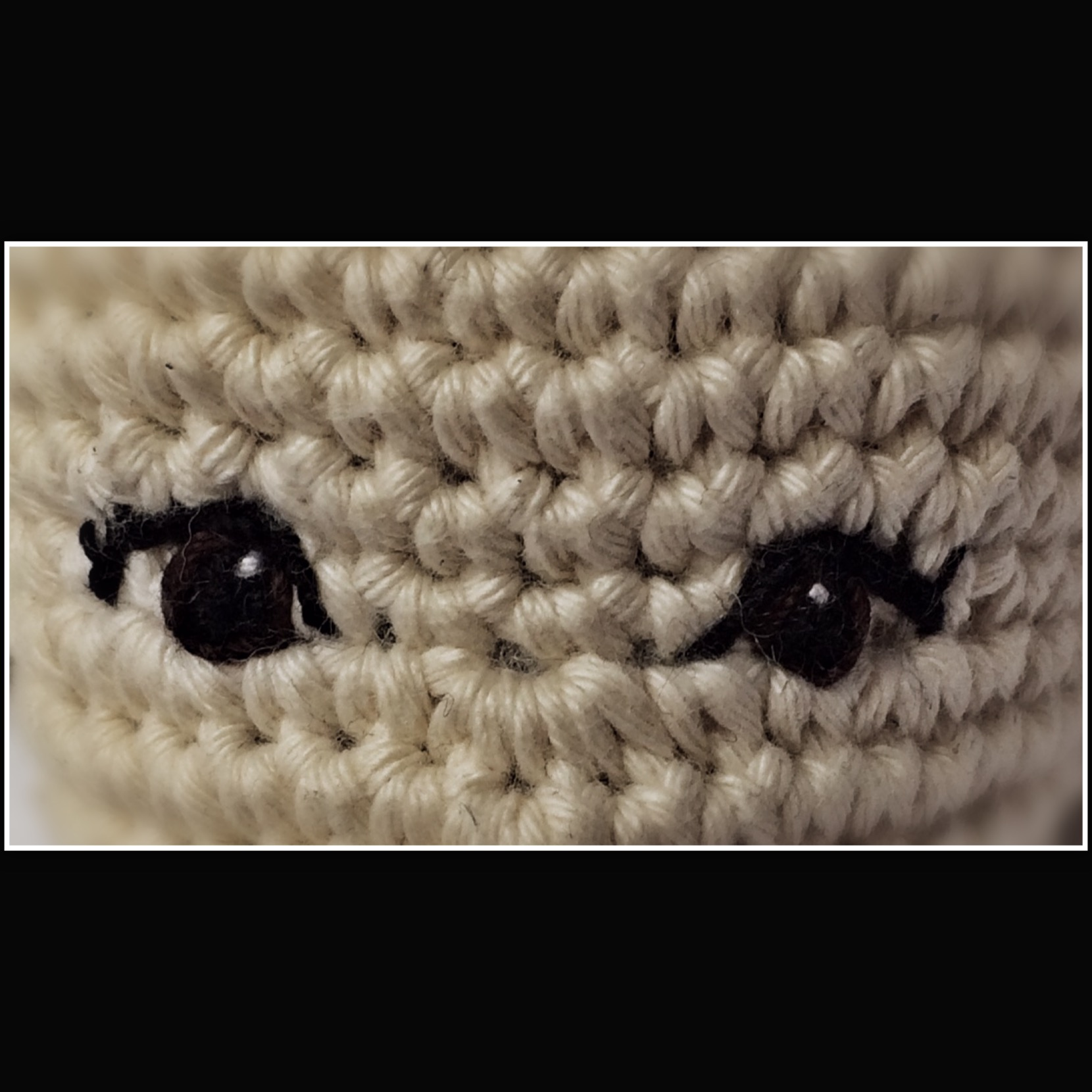 Crochet Spot » Blog Archive » How to Embroider Eyes onto Crochet ... | 1660x1660